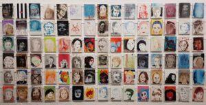 R.F. Myller: 49 Portraits